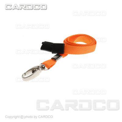 بند کارت پرسنلی -نارنجی