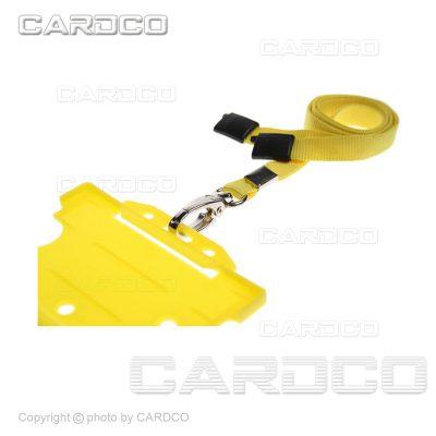 بند کارت شناسایی -زرد