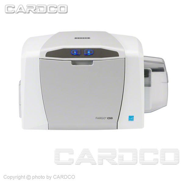 دستگاه چاپ کارت پرسنلی