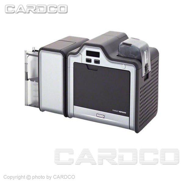 دستگاه چاپ کارت فارگو 5000