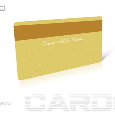 کارت مگنت طلایی