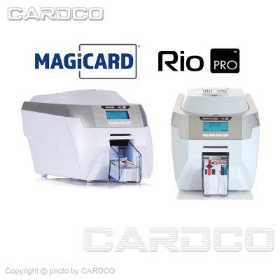 پرینتر کارت ریوپرو RIOPRO MAGICARD