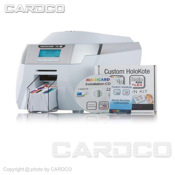 دستگاه چاپ کارت مجیکارد magicard