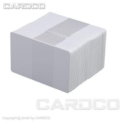 کارت پی وی سی سفید چینی